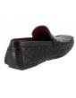 sandales à talons cuir et corde