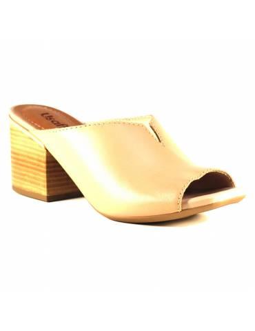 sandales talons larges 8 cm