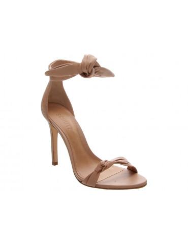 sandales à talons 8.5 cm brides croisées