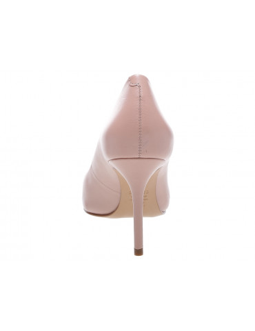 sandales 13.5 cm compensées 3.5 cm - blanc