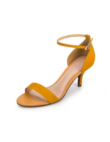chaussure compensée - blanc