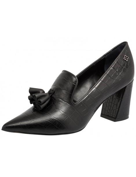 sandale à talon intemporelle