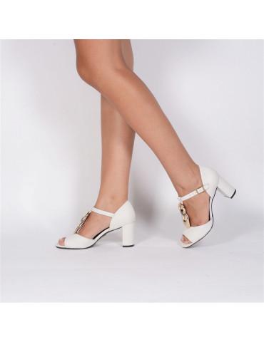 sandale enveloppante modenoir