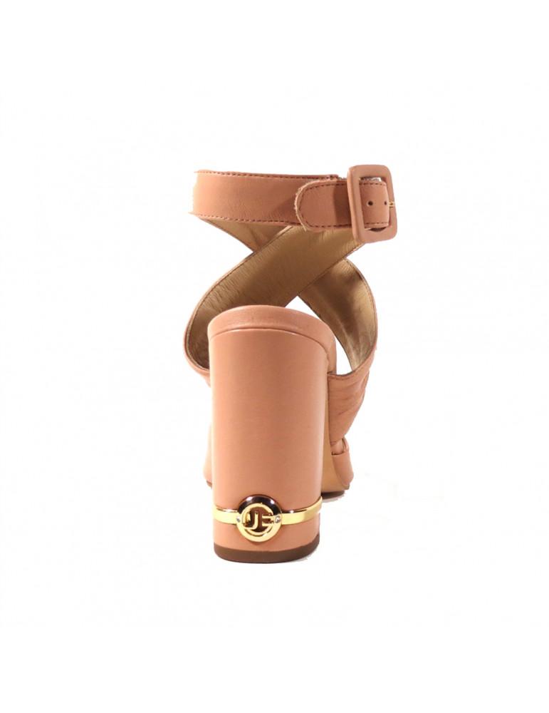 sandale compensée semelle liège
