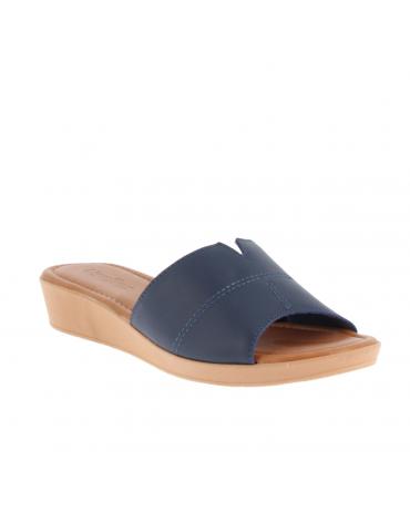 sandales à talons empierées - fushia