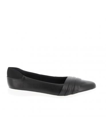 sandale à talon semelle compensée