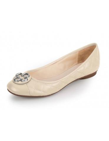peep toe classique cuir matelassé