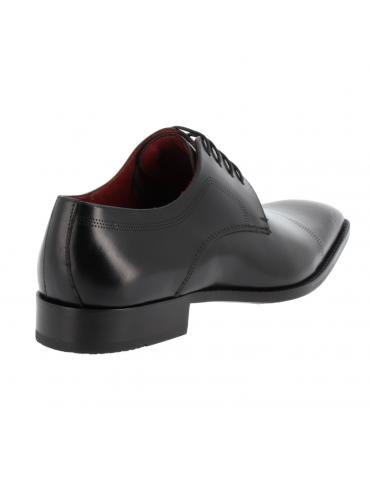 chaussure compensée - marron