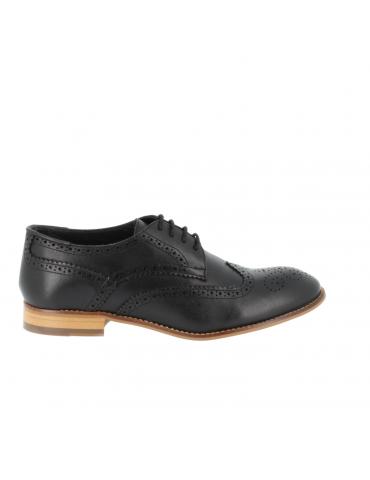 peep toes confort motif noeud et métal