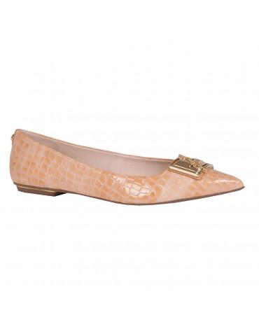 chaussures à talons compensés - blanc