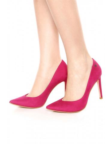sandale effet drapé