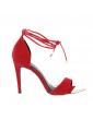 chaussures à talons enveloppantes