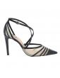 sandale enveloppante mode