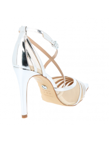 sandale brides croisées