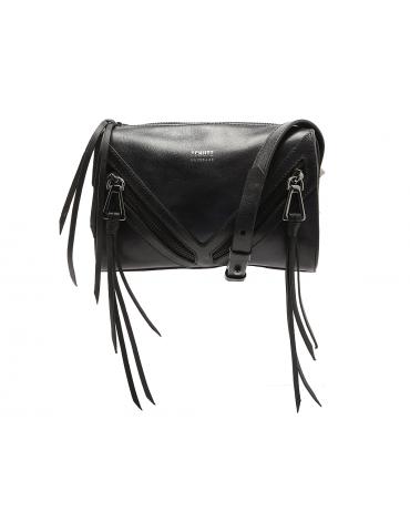 sac à main - noir et blanc