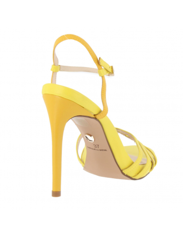 escarpins confort - jaune