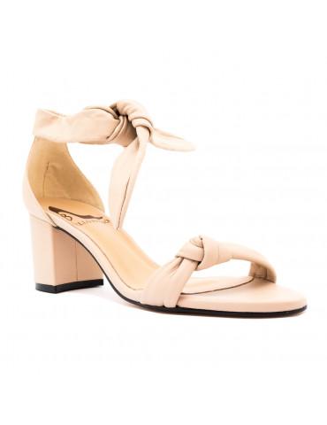 sandale à talons