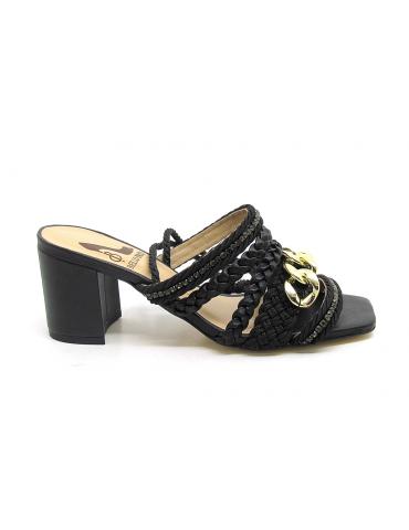 sandales à talons schutz