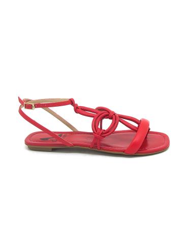 sandales à talons disques mirroirs - noir