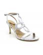 sandales à talons vynil et autre