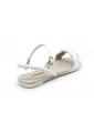sandales à gros talons vinyl bride large