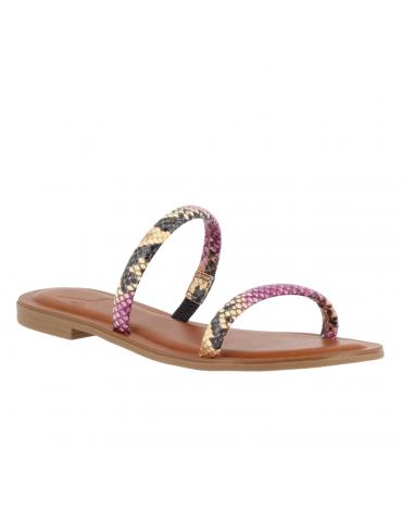 sandale empierrée