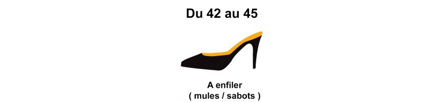 sabot et mules